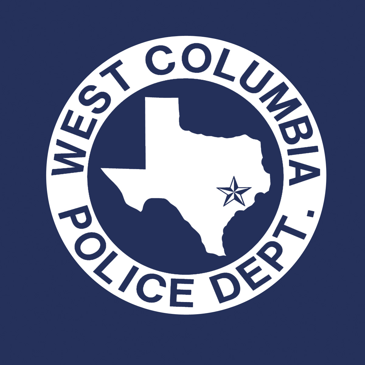 West Columbia Police Department Logo