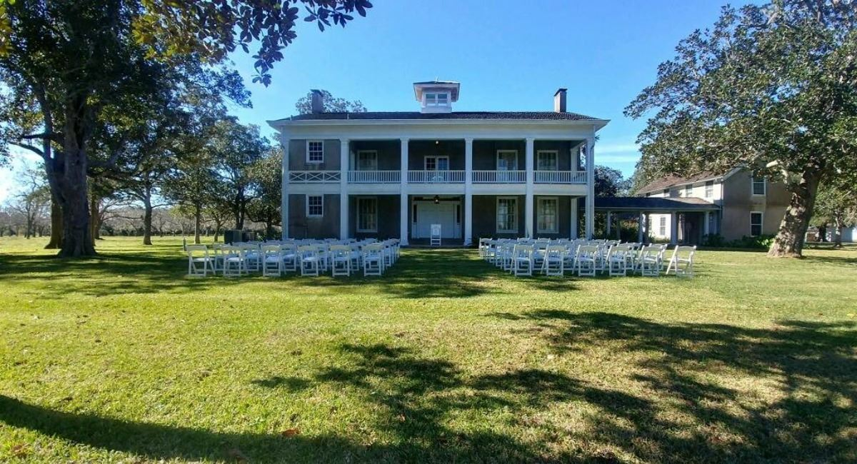 Varner Hogg Plantation Main House