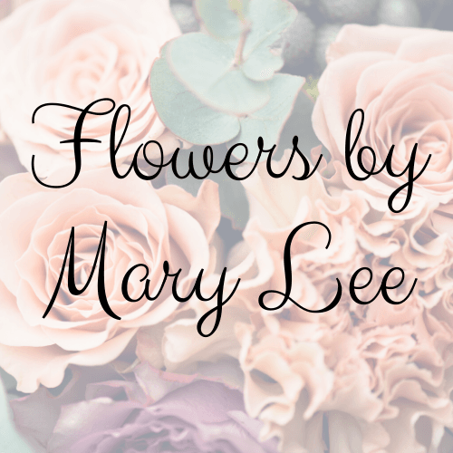 Flowers by Mary Lee Opens in new window
