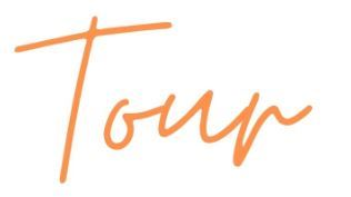 Tour Icon Orange